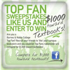 Facebook Top Fan Sweepstakes