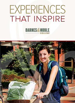 Barnes & Noble College Capabilities Brochure Cover 2012