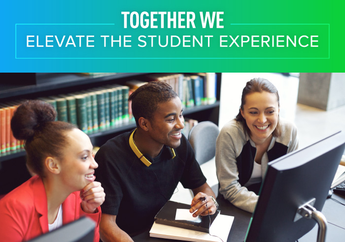Elevate the student experience with inclusive access