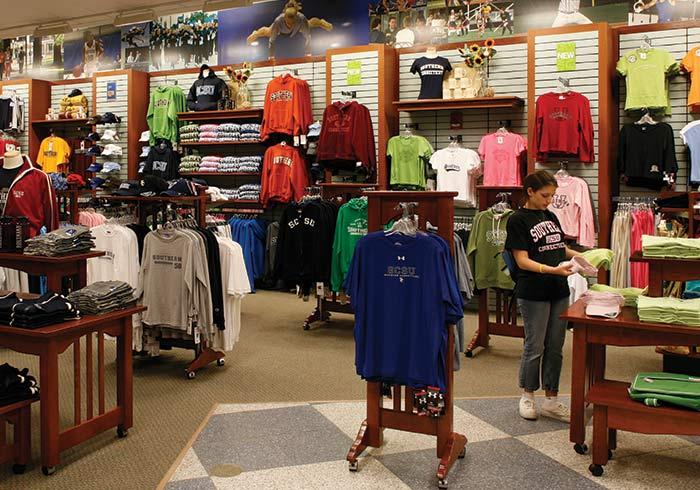 Redefining college retail