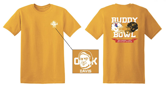 "Barnes & Noble College Grambling State ""Buddy Bowl"" shirt"