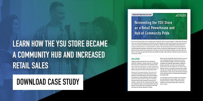 Case Study: YSU College Store